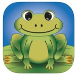 Jacob the Frog Breathing App